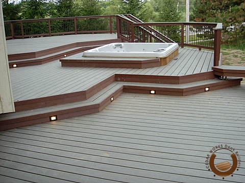 Trex Decks Cedar Works Northville Michigan Trusted